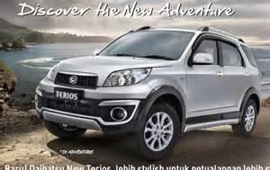 Daihatsu Terios Baru Daihatsu Terios Turun Harga Karena Model Baru Akan Muncul