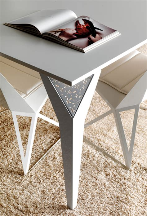 italian dining table designs stylish dining tables original table design drop by esedra