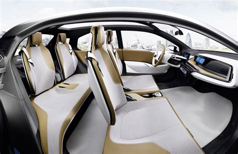 How Much To Shoo Car Interior by The Electric Bmw I3 I3 Interior Captured