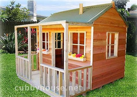 kids cubby house plans 17 best ideas about cubby house kits on pinterest house accessories kids cubby