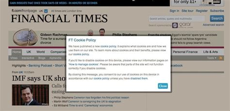 Sample cookies policy template termsfeed