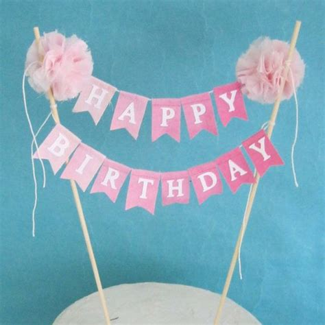 printable birthday banner cake topper 5 best images of printable birthday banner cake topper