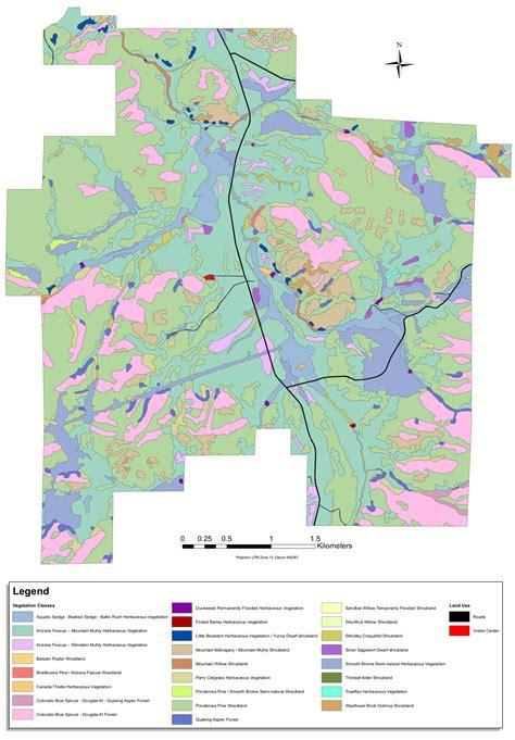 florissant fossil beds maps npmaps com just free maps