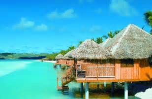 overwater bungalows cook islands overwater bungalows