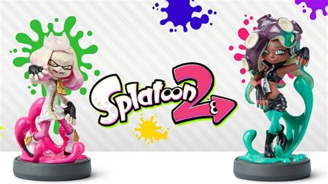 splatoon 2 collectors guide 0744018420 splatoon 2 starter edition releases in march more characters get amiibo treatment segmentnext