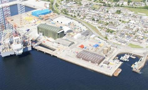 cromarty selected as home port for two offshore wind