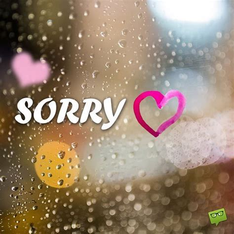 Sorry Images