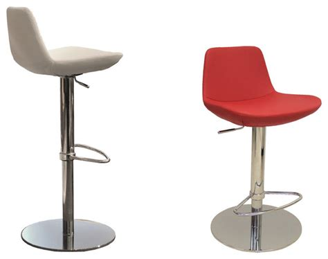 piston bar stool pera piston stool modern bar stools and counter stools