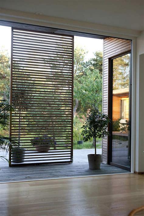 Captivating Wood Slats Home Designs Ideas. Home Design