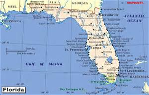 what is the size of florida dimensions info
