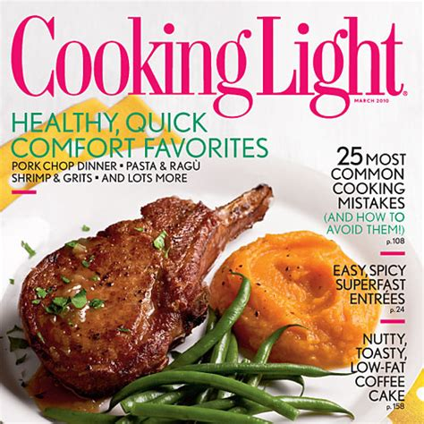 cooking light cooking light march 2010 recipe index cooking light