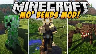 minecraft better animations mod minecraft mods better animations mod mo bends mod