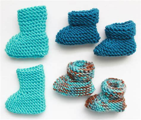 knitting pattern infant socks easy newborn baby booties knitting pattern gina michele