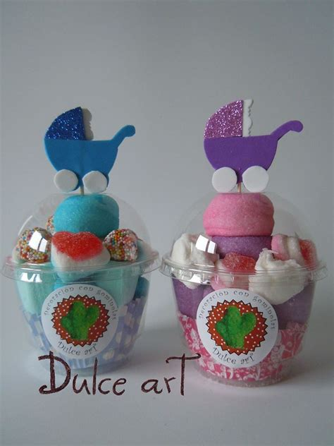 dulce rioja toppers para baby shower o bautizo goma foami dulceros