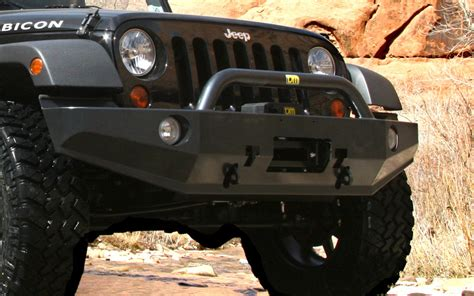 How To Install Light Bar Jeep Jk Wrangler T3 Winch Bar Steel Tjm Australia 4x4