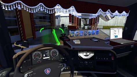 luxury trucks inside scanıa luxury interior 1 13 4 1 modhub us