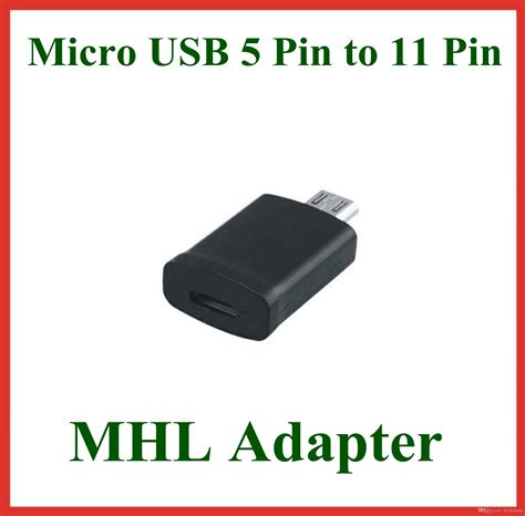 Hdtv Adapter Samsung Adapter 5 Pin To 11 Pin Suport S3 S4 S5 mhl adapter micro usb 5pin to 11pin 5 to 11pin adapter for samsung galaxy s3 i9300 s4 i9500 s5