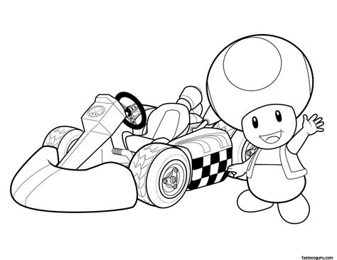 mario background coloring page print out super mario and toad coloring pages