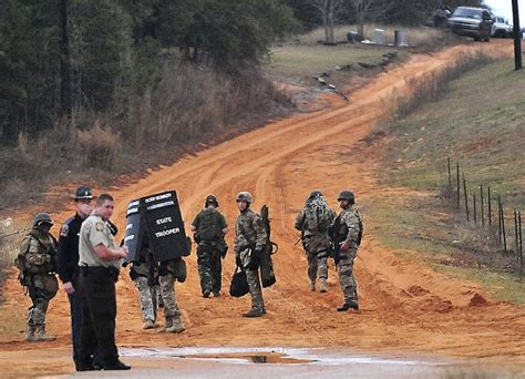 State Troopers Office Dothan Al by Authorities Alabama Bunker Rescue Boy