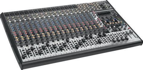 table de mixage table de mixage behringer sx2442fx