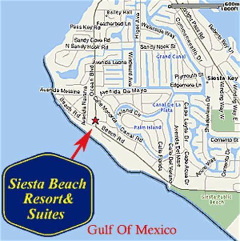 florida map siesta key siesta resort suites siesta key sarasota florida