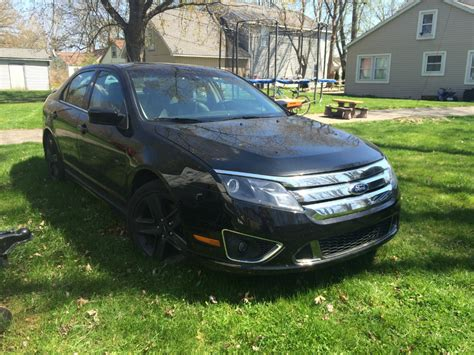 2012 ford fusion sport for sale 2012 ford fusion sport buds auto used cars for sale in