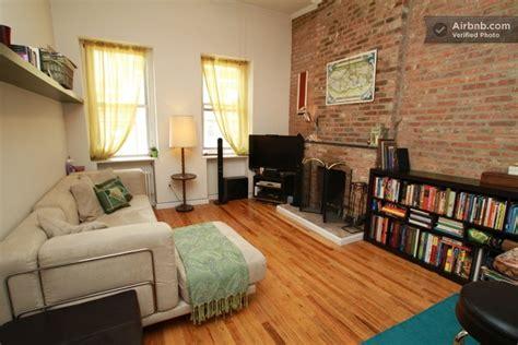 brick wall studio apartment by stephan jaklitsch gardner new york studio apartments brick wall