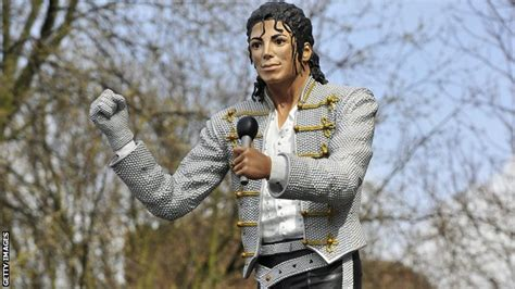 michael jackson statue craven cottage sport michael jackson statue removal right says