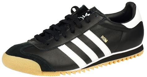 Adidas Rom Black Original adidas originals rom adidas shop buy adidas