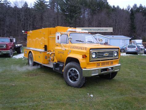 c70 truck 1981 chevrolet c70