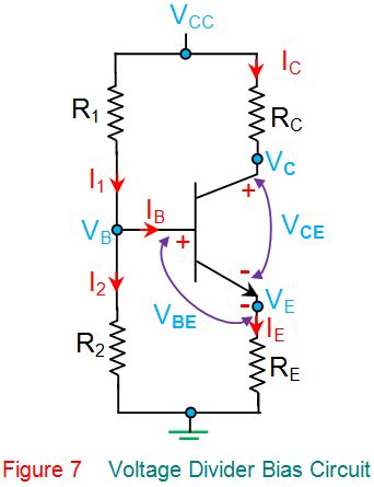 transistor gate bias voltage transistor biasing electrical4u