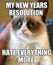 New Years Resolution Meme - 23 new years memes that will make you feel good about your