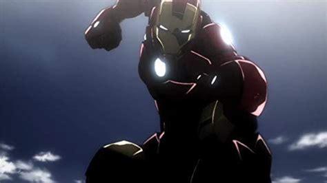 iron man rise  technovore video