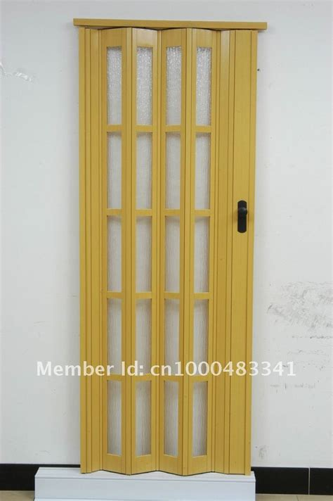 Postage Free Pvc Folding Door L10 005ps Casual Door Folding Plastic Doors Interior