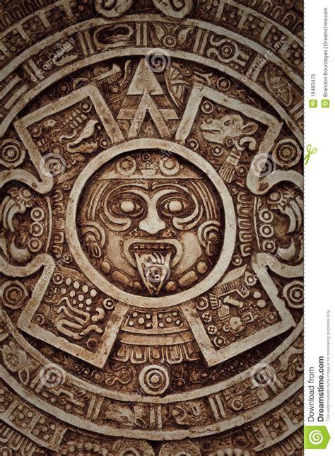 Calendarios Mayas Calendario Foto De Archivo Imagen 19483470