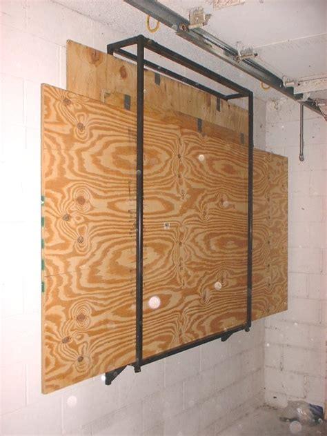 Plywood Storage Rack plywood storage rack plans plans diy free room