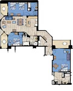 Marriott Aruba Surf Club 3 Bedroom Floor Plan by Three Bedroom Villas Arubasurfclubresort Com