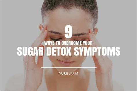 Detox Symptoms From Quitting Sugar by Quit Sugar Cold Turkey Symptoms How To