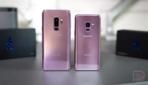 Samsung Galaxy S10 256gb by Samsung Releases Galaxy S9 And S9 With 128gb And 256gb Of Storage Droid