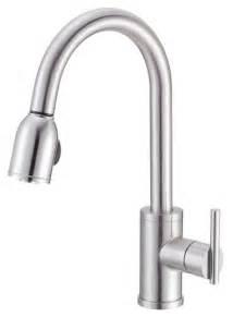 parma single handle kitchen faucet danze d parma single handle kitchen faucet with pull down spout