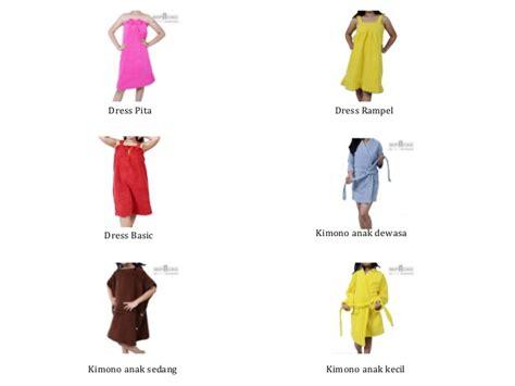 Kimono Handuk Anak Kecil www microfiber co id supplier handuk microfiber grosir