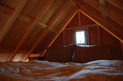 Cozy Cottage Floor Plans by Tiny Rustic Cabin Sleeping Loft Small House Bliss