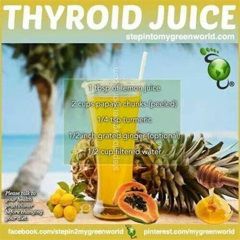 Thyroid Detox Juice by Thytoid Juicr Healthy Juice And Thyroid