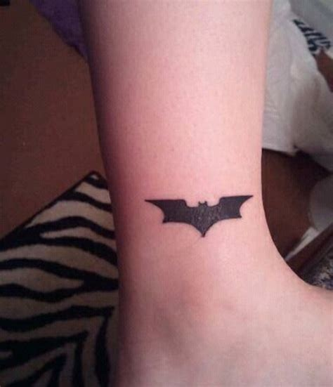 batman logo tattoo wrist batman logo tattoo picture at checkoutmyink com