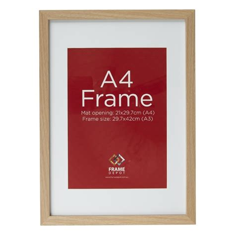 Home Decorator Stores by Frame Depot Core A4 Frame