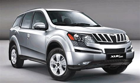 mahindra vehicles price list mahindra xuv500 car price list mileage specs review images