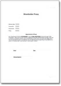 Proxy Letter Template by Vorlagen Templates Usa Dokumente Deutschland