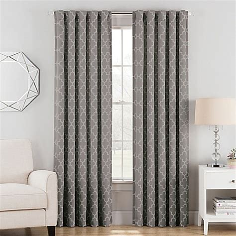 cambria curtains buy cambria 174 addison 63 inch rod pocket back tab window