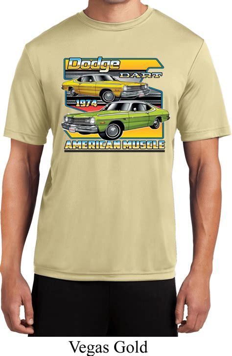 Dodge Shirt by Mens Dodge Shirt Dodge Dart Moisture Wicking T Shirt