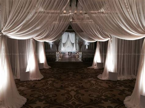 Wedding Ceremony Draping draping wedding ceremony wedding draping